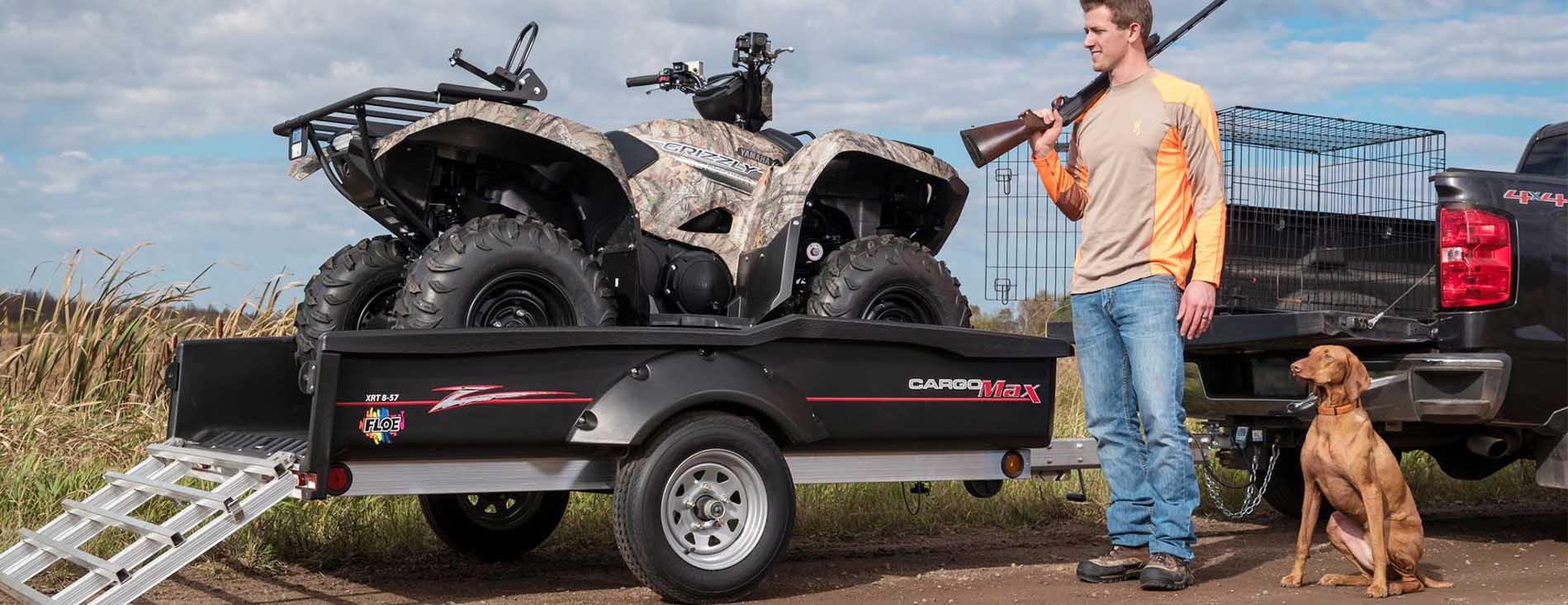Cargo-max-remorque-sport-vtt-chasse